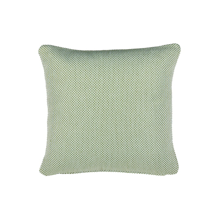 The Evasion outdoor cushion by Fermob, 44 x 44 cm, panama