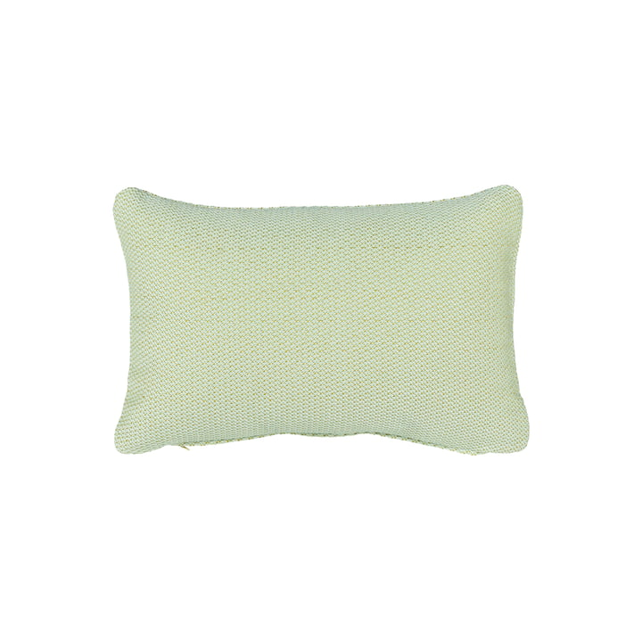 The Evasion outdoor cushion by Fermob, 30 x 44 cm, panama