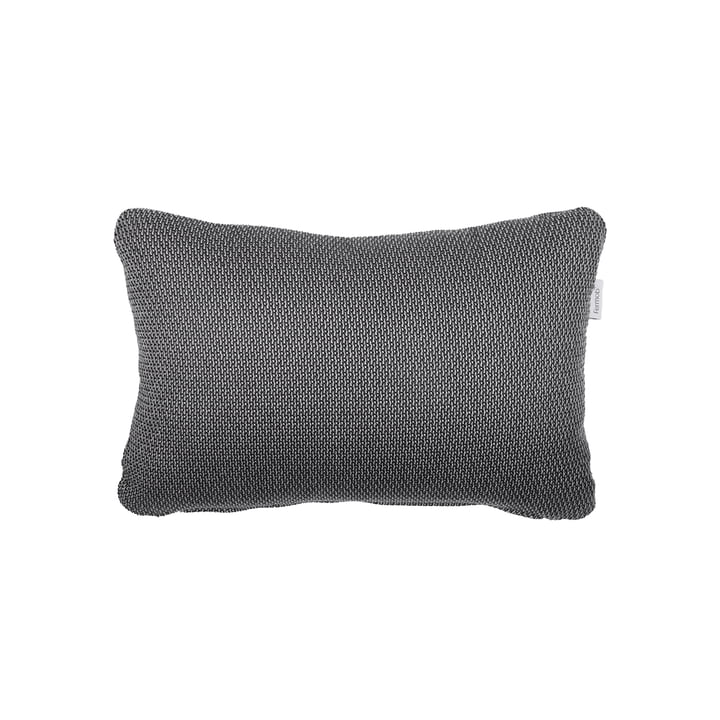 The Evasion outdoor cushion by Fermob, 30 x 44 cm, etna