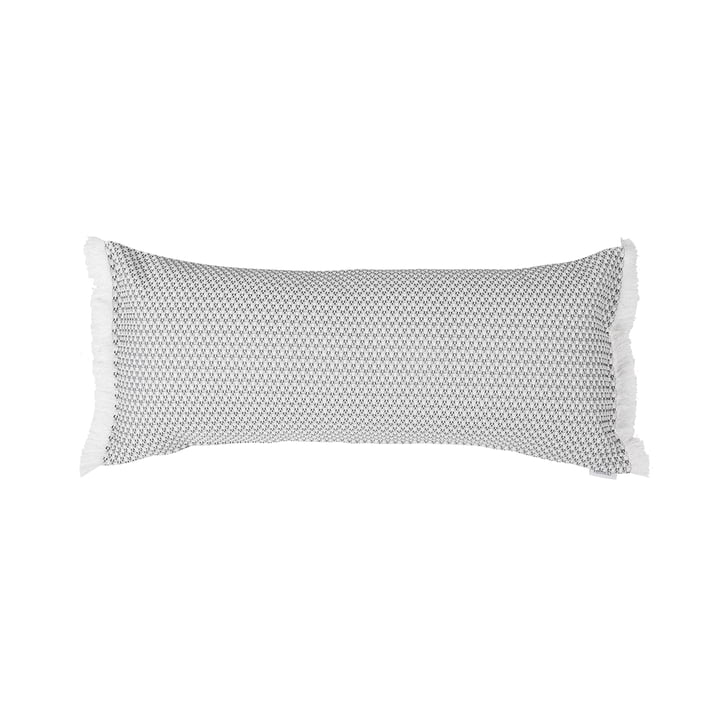 The Evasion outdoor cushion by Fermob, 35 x 70 cm, etna