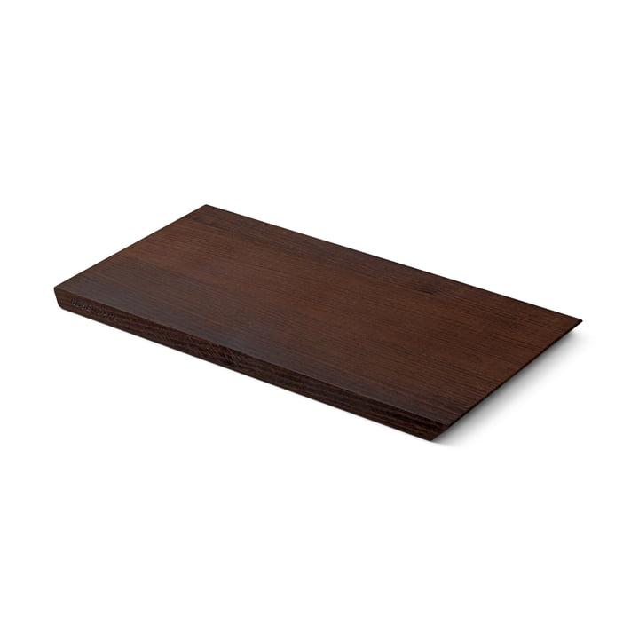 The RÅ chopping board from Rosendahl , 44 x 25 cm, dark ash tree
