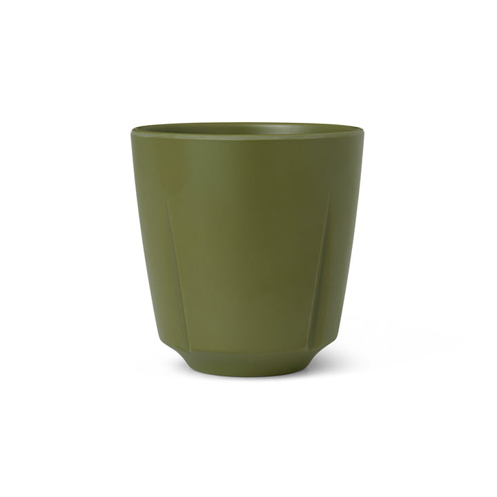 The Grand Cru Take drinking cup from Rosendahl , 32 cl, olive green (set of 2)