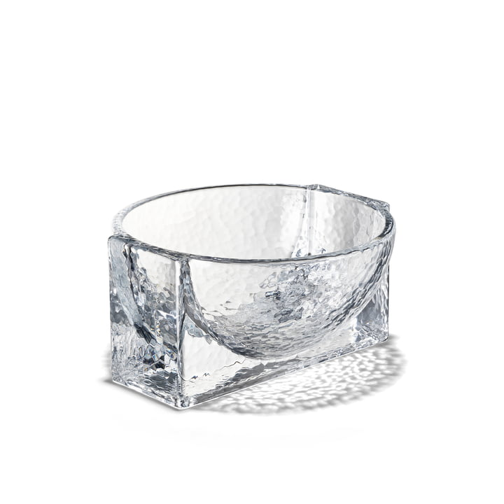 The Forma bowl from Holmegaard , Ø 15,5 cm, clear