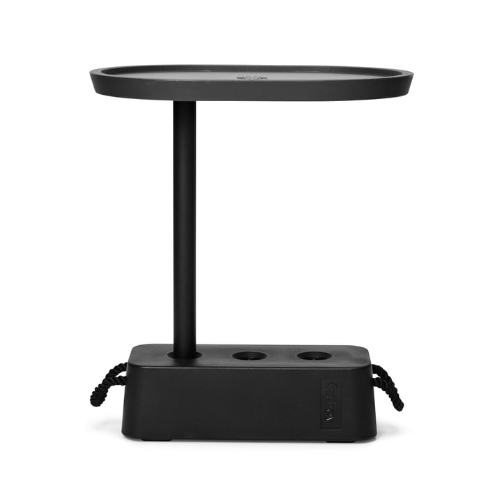 The Brick side table from Fatboy , anthracite
