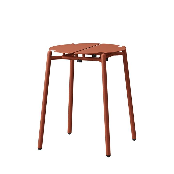 The Novo stool from AYTM , H 45 cm, ginger bread