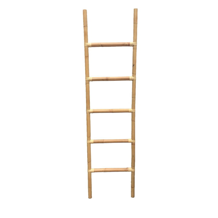 The Climb ladder from Cane-line , natural