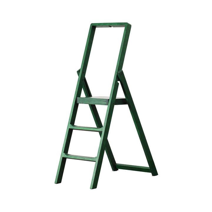 Step Folding ladder from Design House Stockholm in green