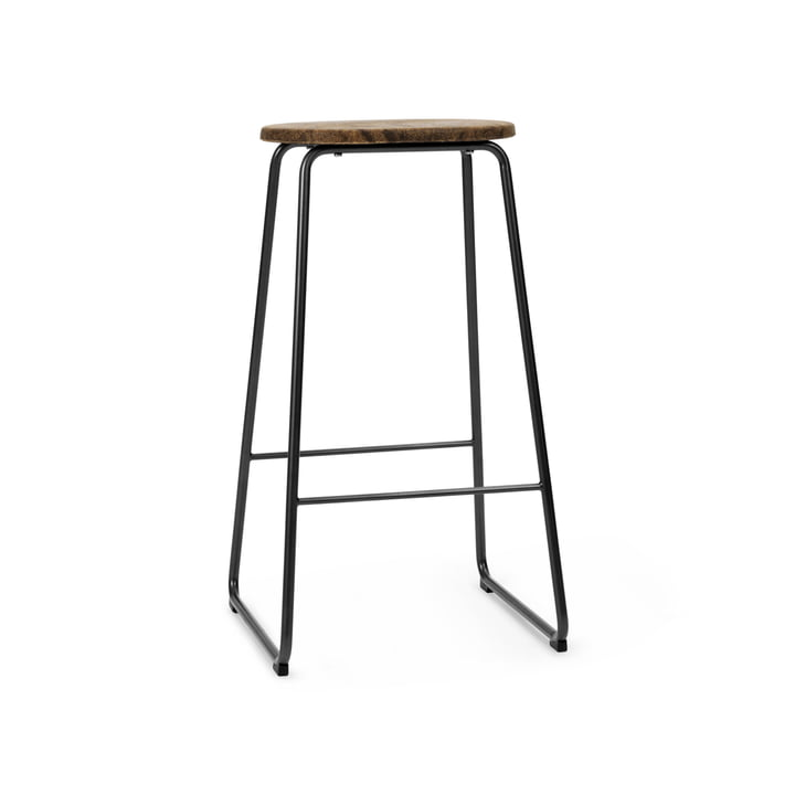 Earth Bar stool, H 69 cm, Mask Edition by Mater