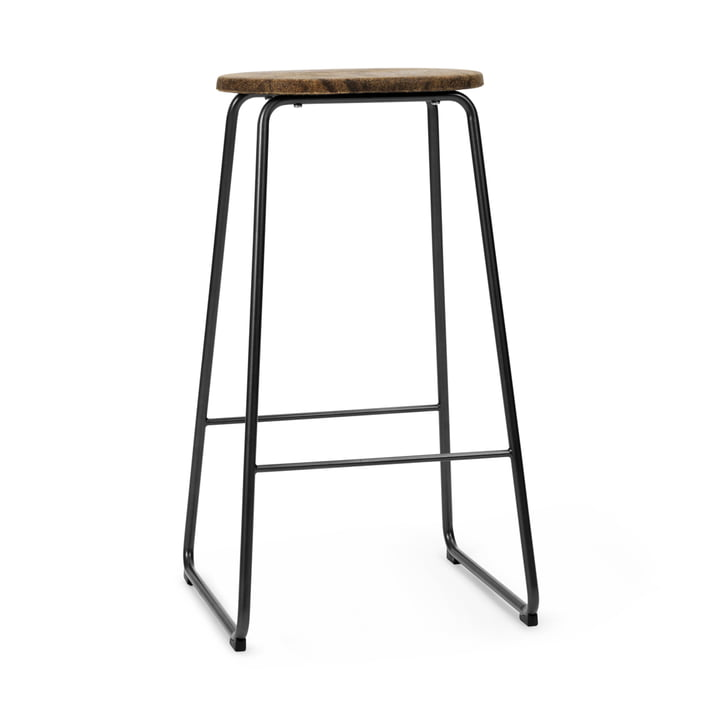 Earth Bar stool, H 74 cm, Mask Edition by Mater