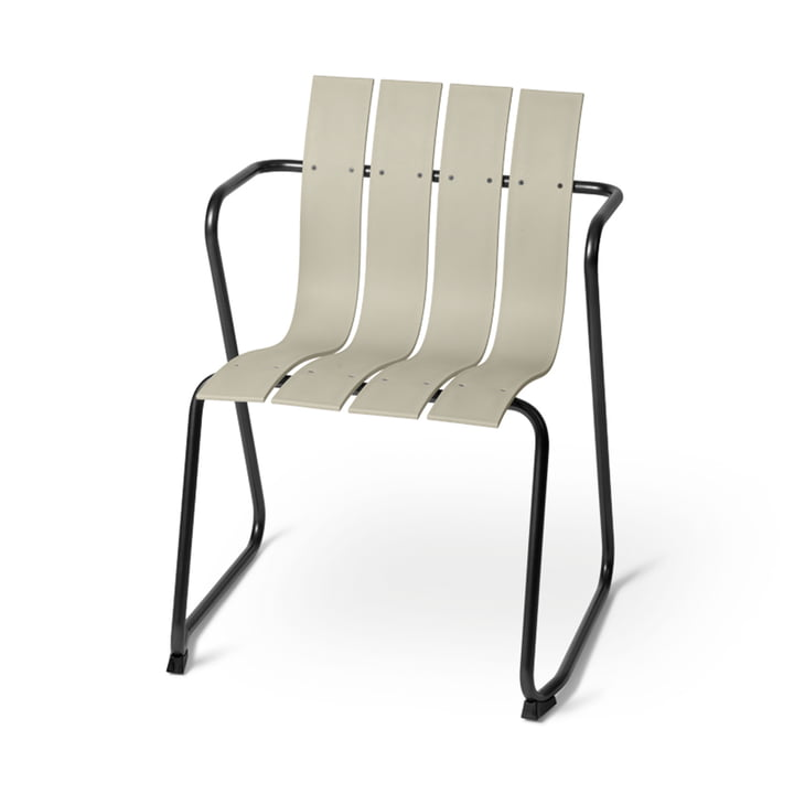 Ocean Chair in sand by Mater