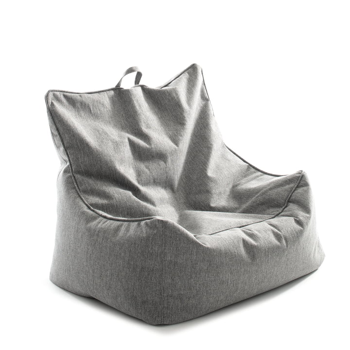 The Multi armchair from Sitting Bull , grey