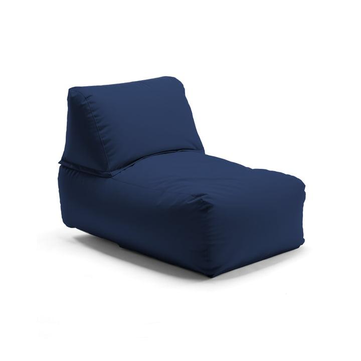 The Zipp Armchair from Sitting Bull , deepnavy