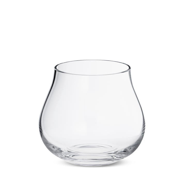 Sky Drinking glass 38 cl from Georg Jensen in clear (set of 6)