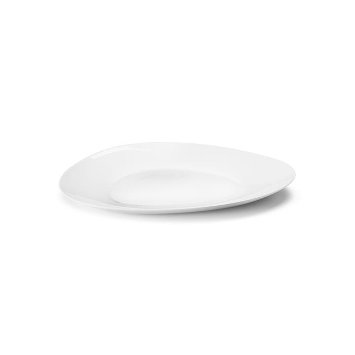 Sky Serving plate Ø 40 cm from Georg Jensen in white