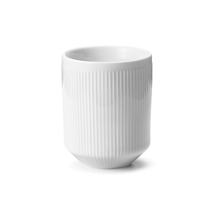 Bernadotte Thermos mug 26 cl from Georg Jensen in white (set of 2)