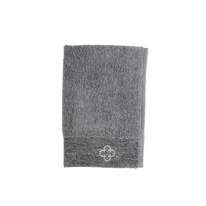 The Inu Spa guest towel from Zone Denmark , 40 x 60 cm, grey