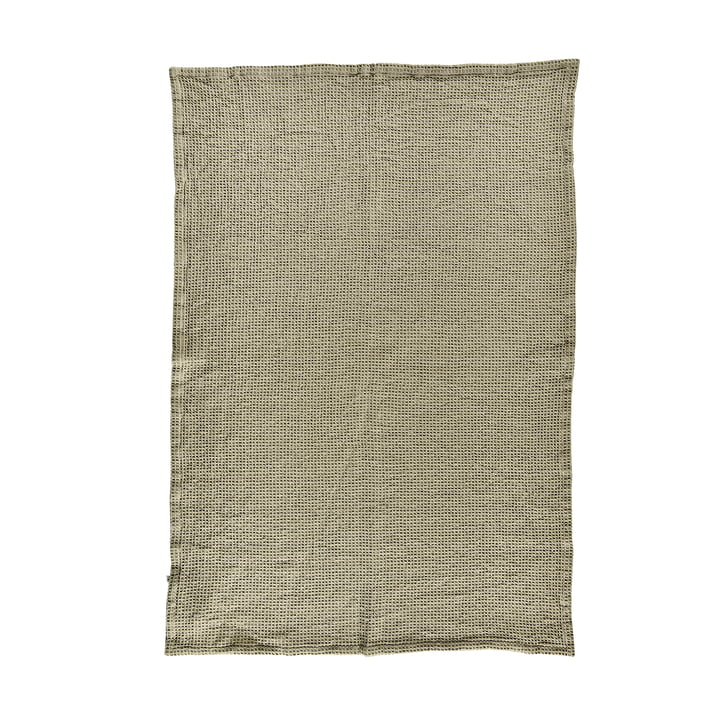 The Waffle Tea towel from Södahl , 50 x 70 cm, beige