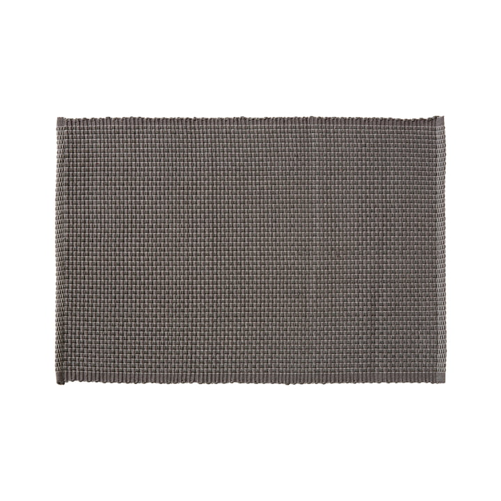 The Grain placemat from Södahl , 33 x 48 cm, grey