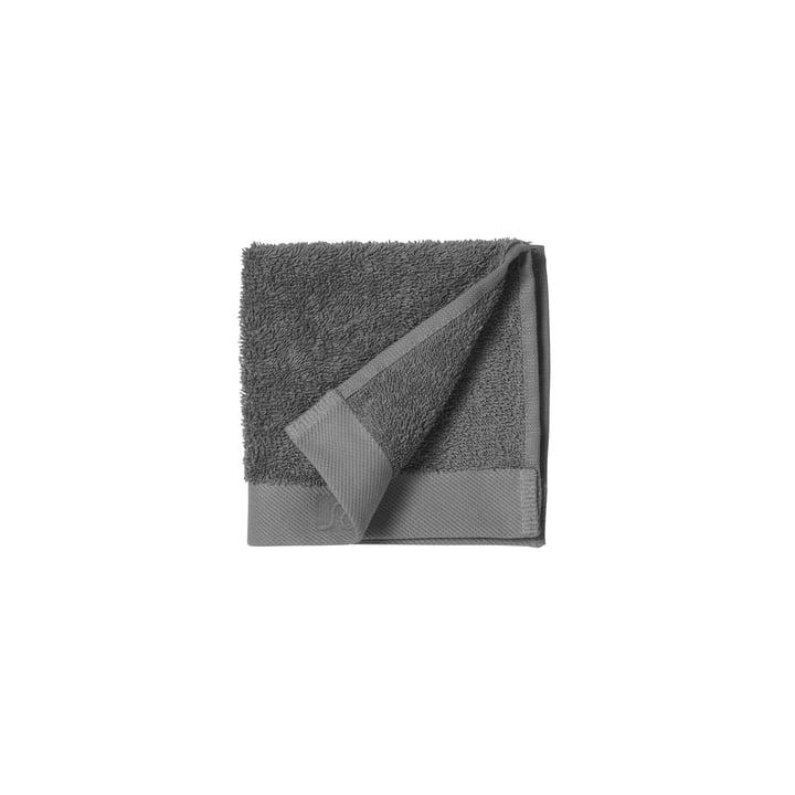 The Comfort Face cloth from Södahl , 30 x 30 cm, grey