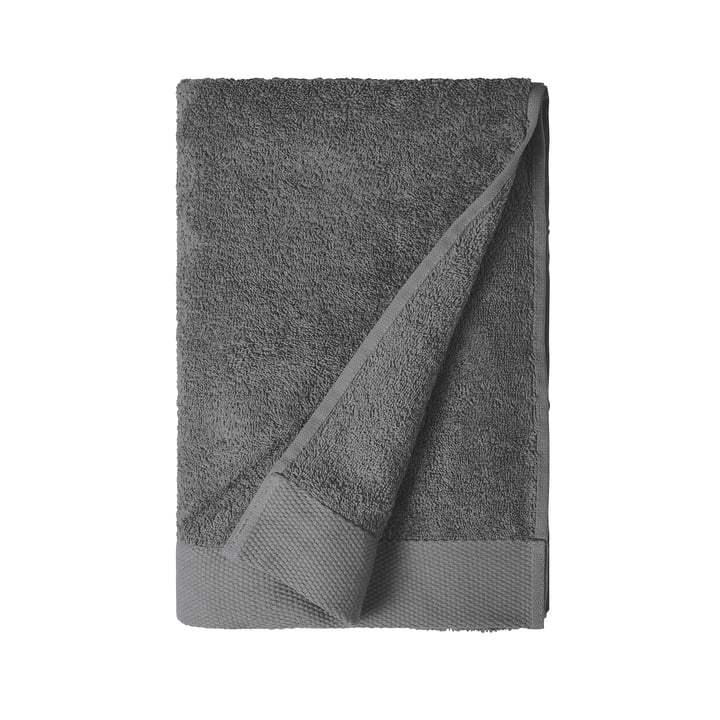 The Comfort Bath towel from Södahl , 70 x 140 cm, grey