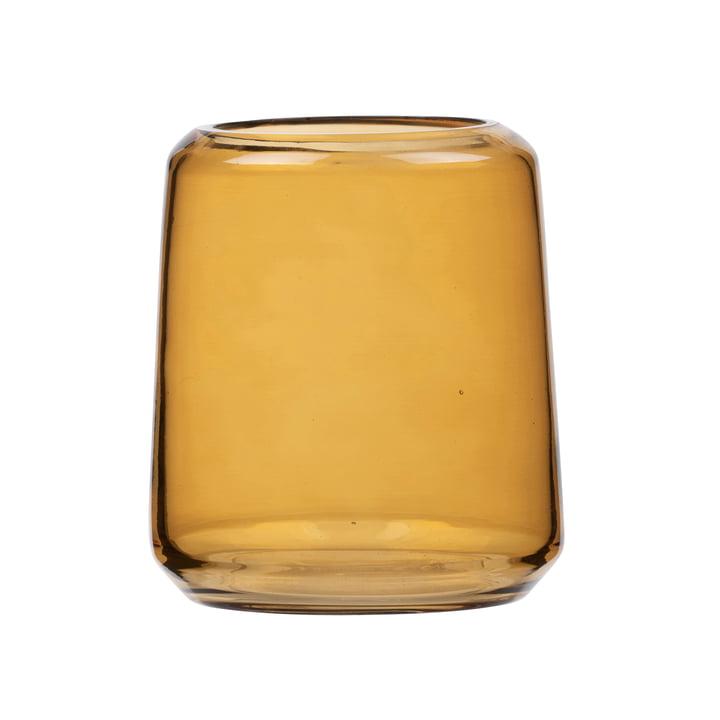 The Vintage toothbrush mug from Södahl , amber