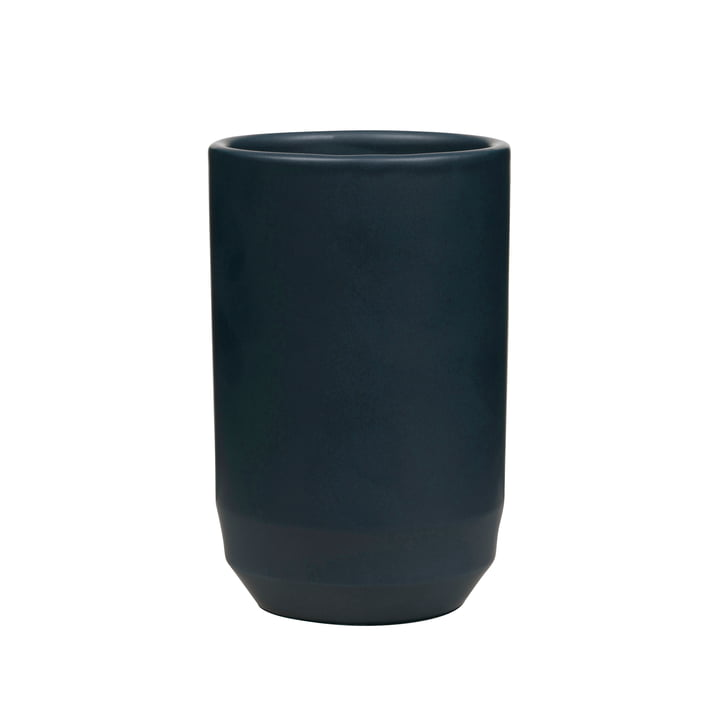 The Fragment toothbrush mug from Södahl , indigo