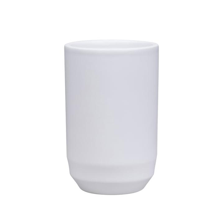 The Fragment toothbrush mug from Södahl , white