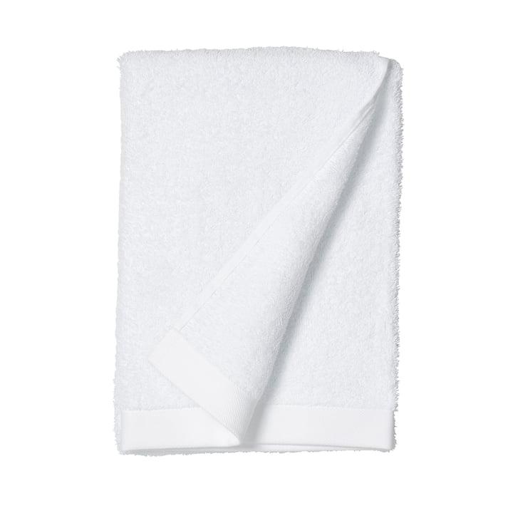 The Comfort Bath towel from Södahl , 70 x 140 cm, white