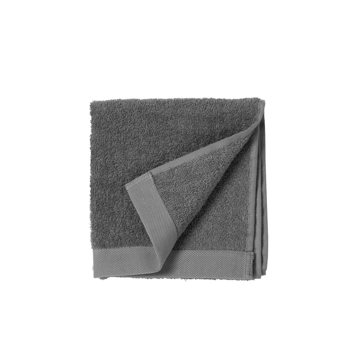 The Comfort Guest towel from Södahl , 40 x 60 cm, grey