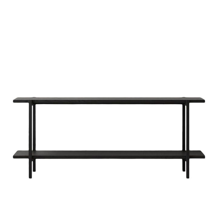 The shelf small from Nichba Design , black
