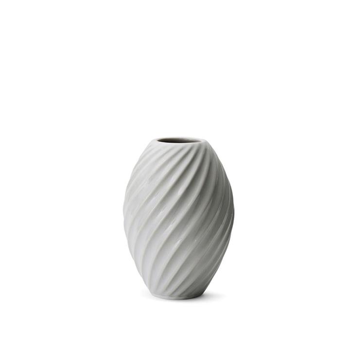 River Vase from Morsø H 16 cm in white