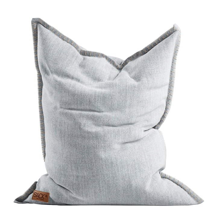 The SQUARE it Cobana Outdoor Beanbag from SACK it, white