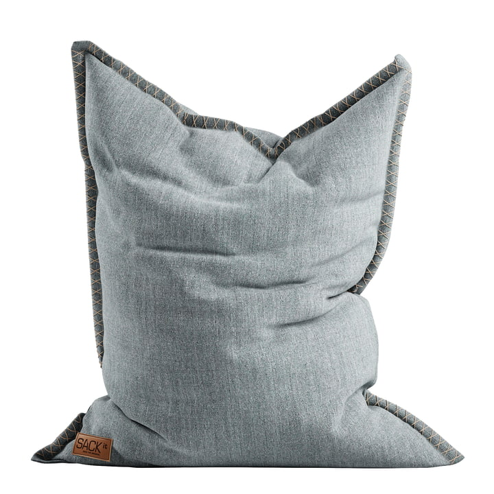 The SQUARE it Cobana Outdoor Beanbag from SACK it, sand melange