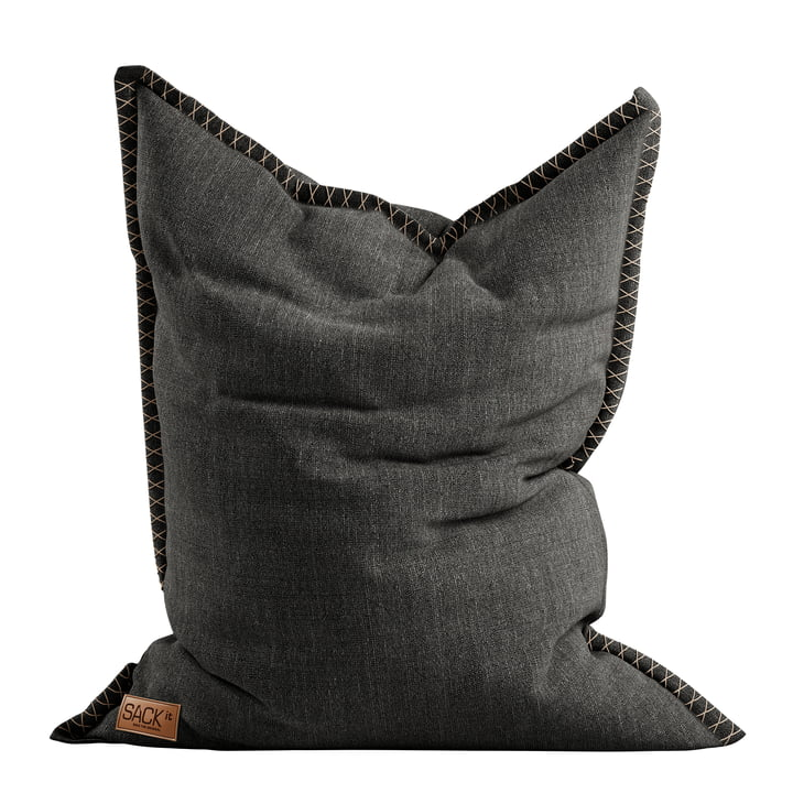 The SQUARE it Cobana Outdoor Beanbag from SACK it, grey
