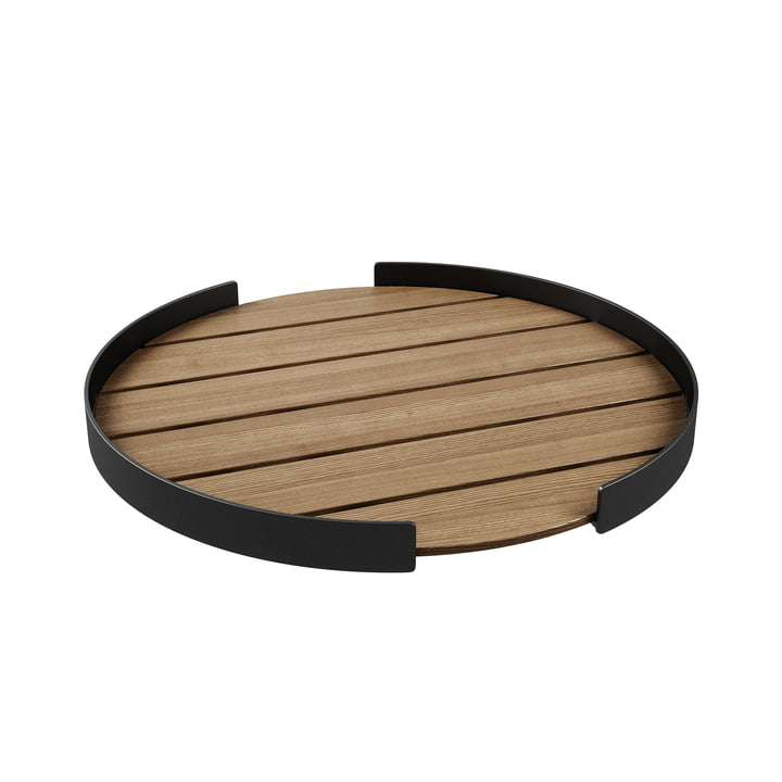 The Patio Outdoor tray from SACK it, teak