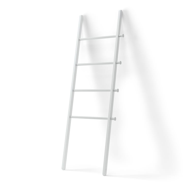 Leana Storage ladder from Umbra in white