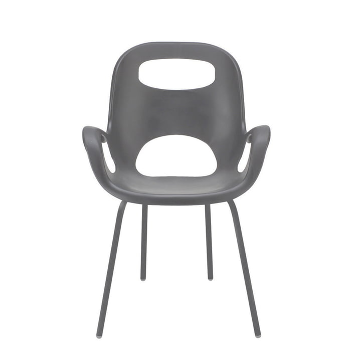 Oh Chair from Umbra in charcoal