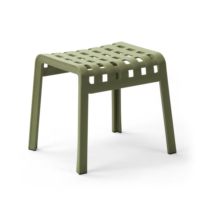 The Poggio stool from Nardi , agave