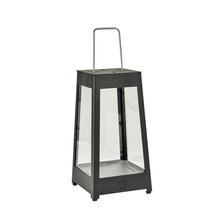Faro Lantern medium from Morsø in black