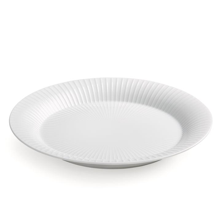 Hammershøi Plate Ø 27 cm from Kähler Design in white