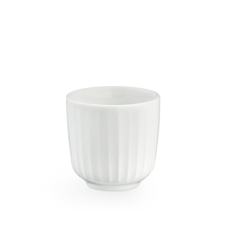 Hammershøi Espresso cup 10 cl from Kähler Design in white