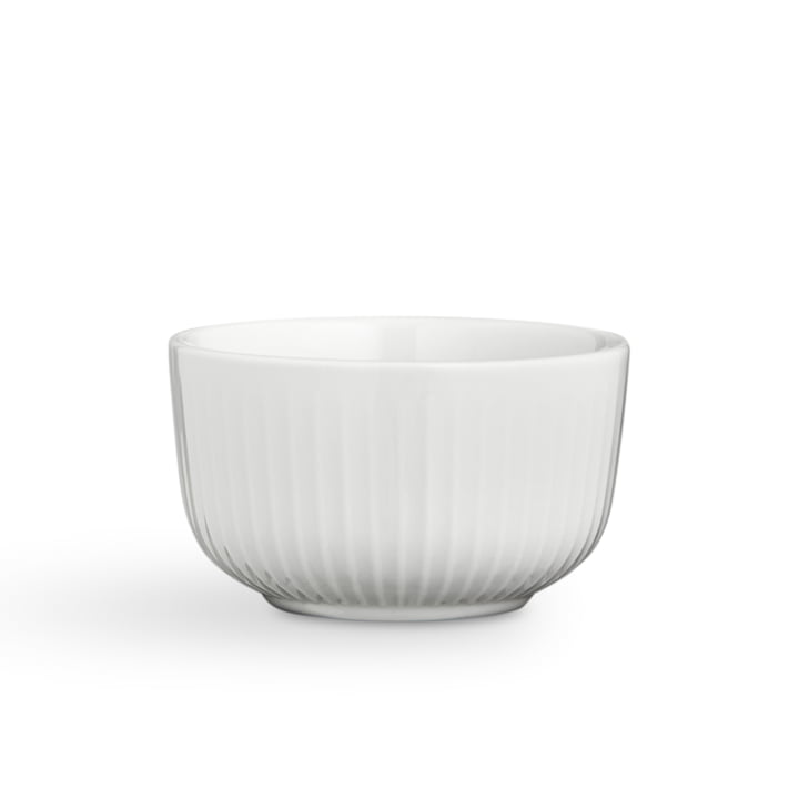 Hammershøi Bowl Ø 11 cm from Kähler Design in white