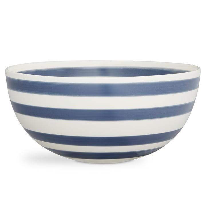 Omaggio Bowl Ø 30 cm from Kähler Design in blue / white