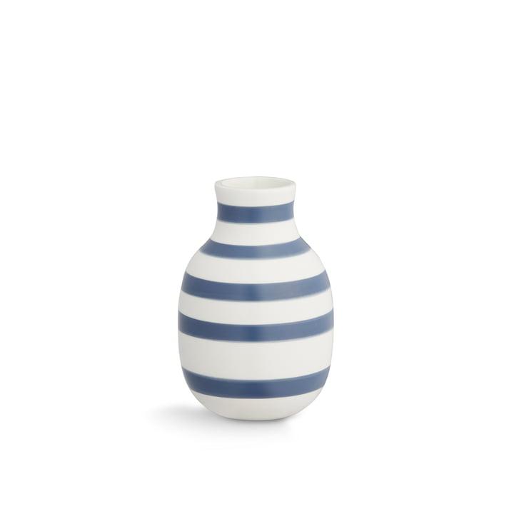 Omaggio Vase H 12,5 cm from Kähler Design in blue