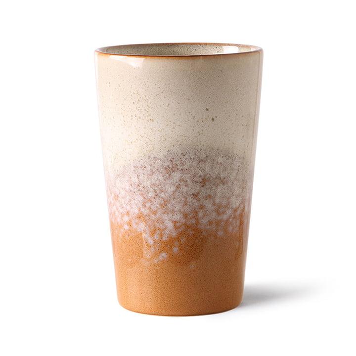 The 70's tea mug from HKliving , jupiter