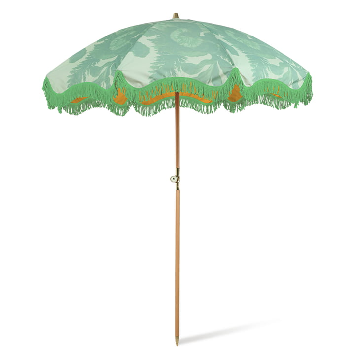 The parasol from HKliving , Ø 200 cm, floral pistachio