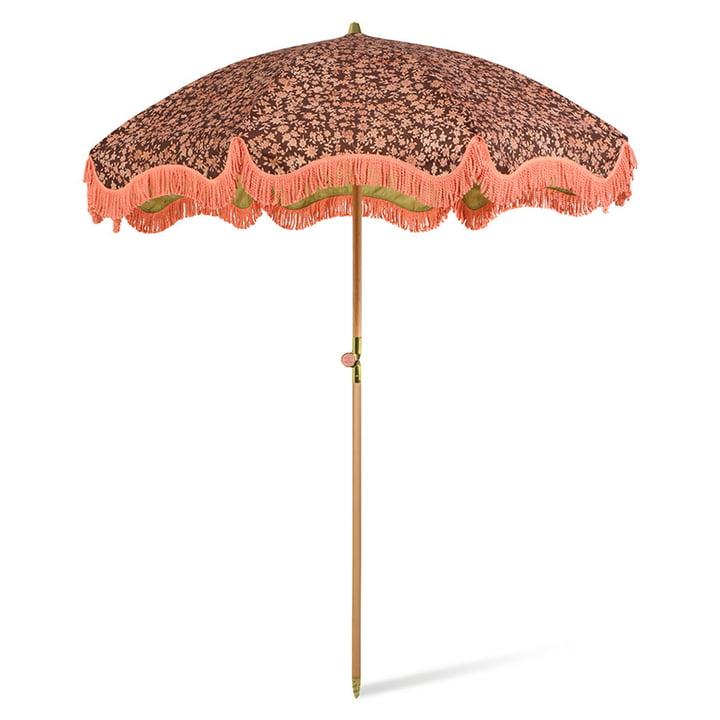 The DORIS Vintage parasol from HKliving , Ø 200 cm, vintage floral