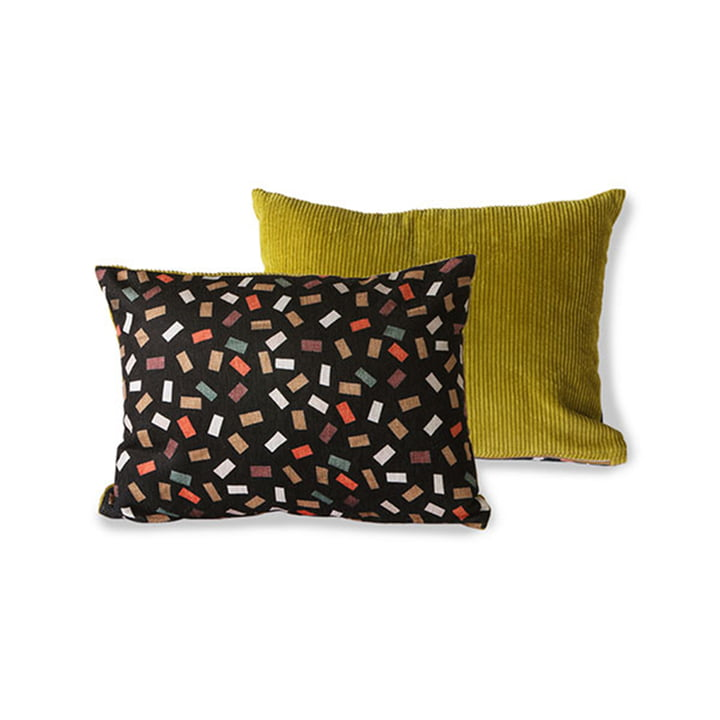 The DORIS Vintage pillow from HKliving , 30 x 40 cm, flakes