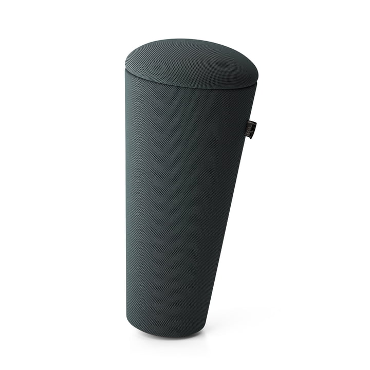 The Stand-Up stool from Wilkhahn , anthracite