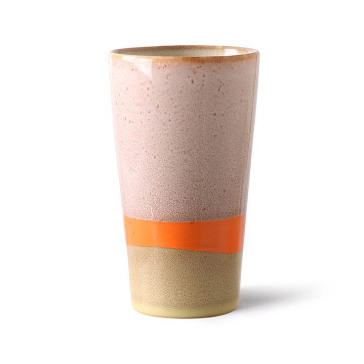 The 70's Latte Macchiato cup from HKliving , saturn